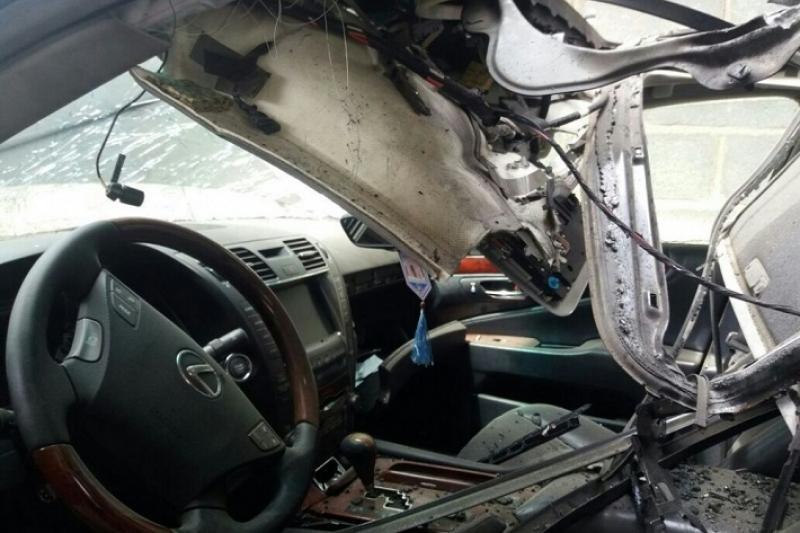 В Кыргызстане совершено покушение на сотрудника генпрокуратуры