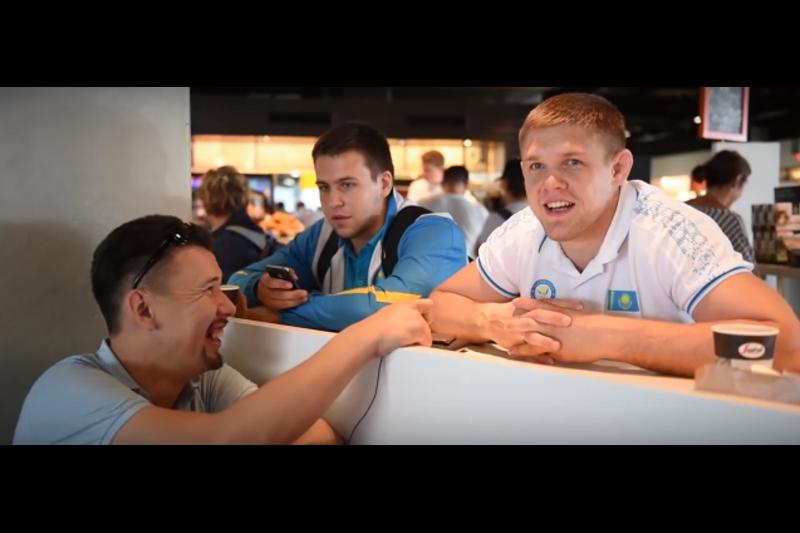 Видеоблог выступлений спортсменов РК на Олимпиаде в Рио будет выходить ежедневно (ВИДЕО)