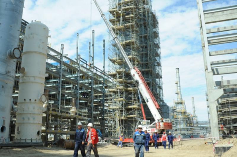 Карим Масимов оценил ход модернизации Атырауского нефтеперерабатывающего завода