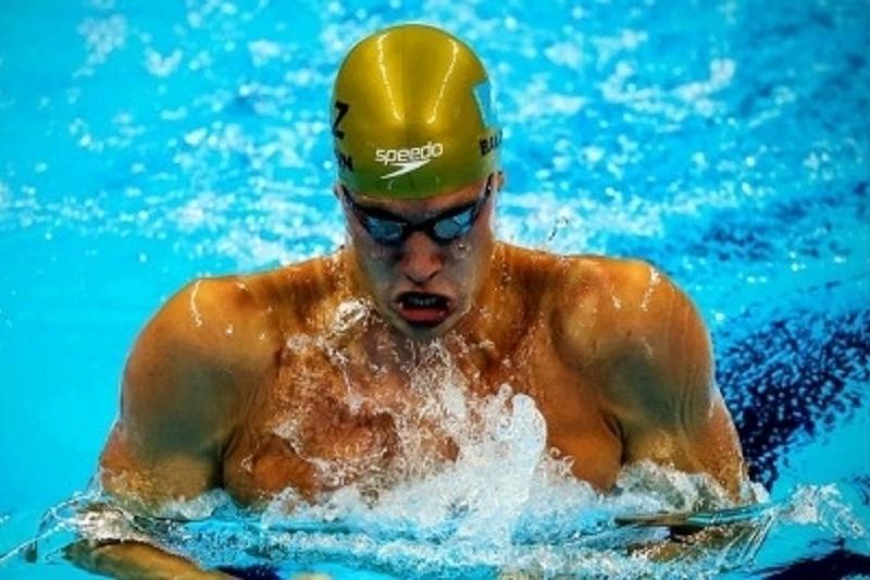 Казахстанский пловец Дмитрий Баландин стал чемпионом Олимпиады-2016