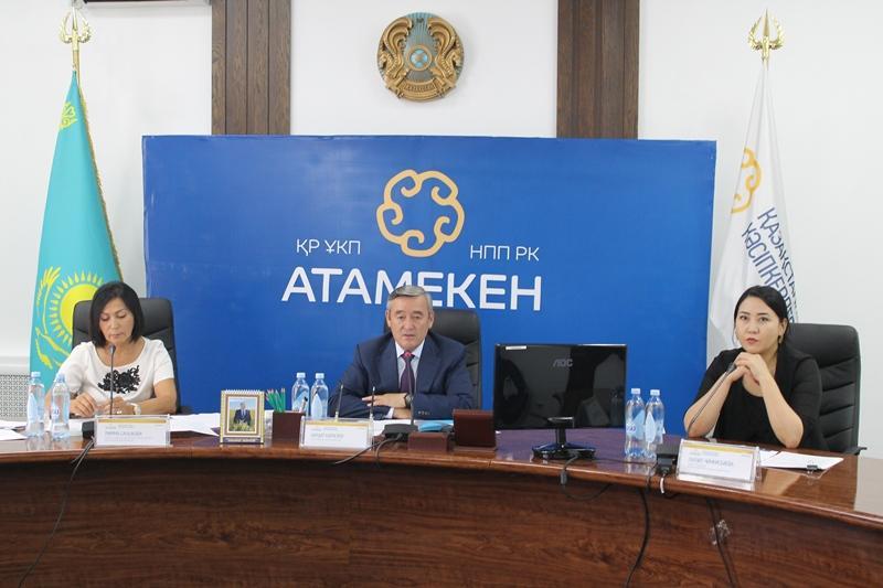 Городской совет предпринимателей появится в Талдыкоргане