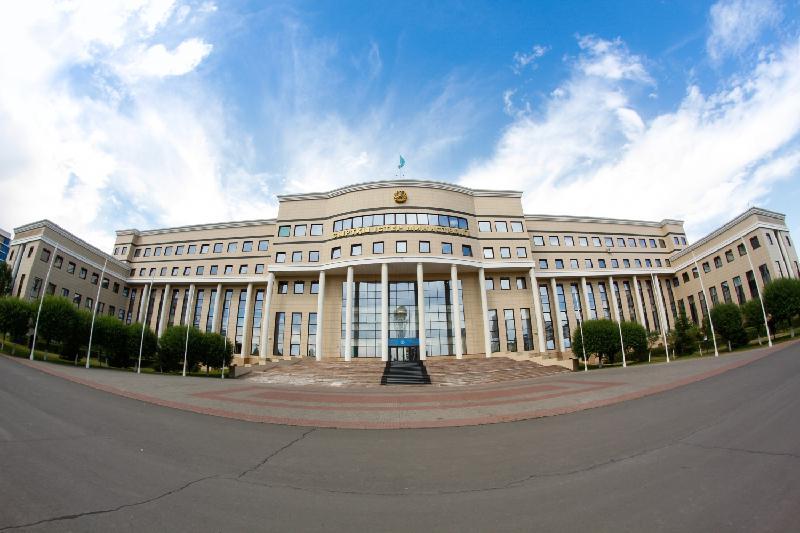 哈萨克斯坦外交部严厉谴责伊朗炸弹袭击案
