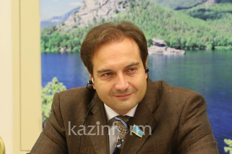 Kazakh MP suggests introducing land inventory in Kazakhstan