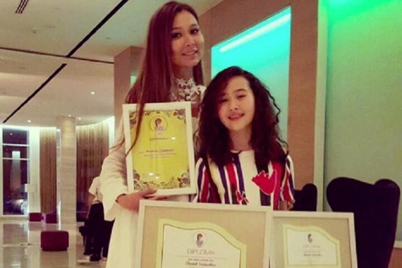 11-летняя Жанель Садуакас стала третьей на детской «Новой волне» (ВИДЕО)