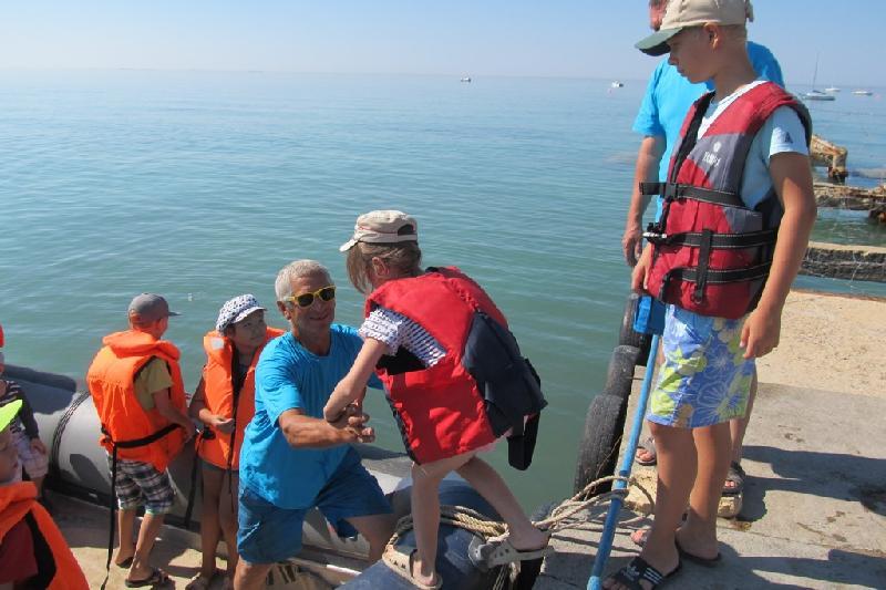 Юные спасатели Актау изучают биоразнообразие региона (ФОТО)