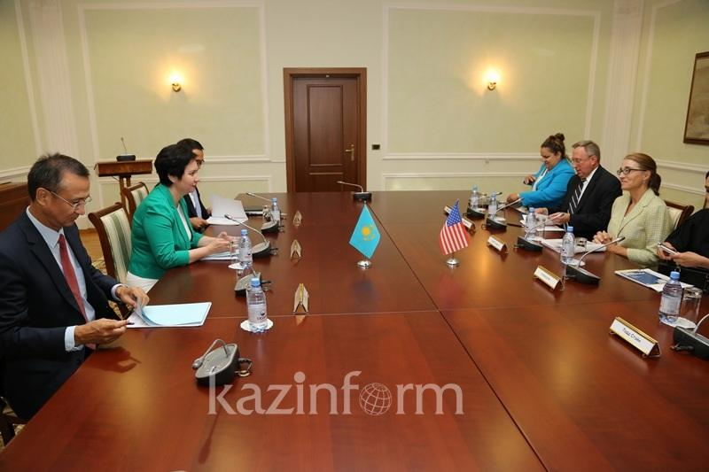Kazakh-U.S. relations enhanced during Barack Obama's presidency – Sec of State (PHOTO)