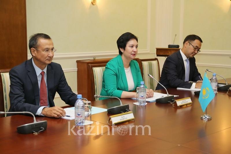 Kazakh-U.S. relations enhanced during Barack Obama's presidency – Sec of State (PHOTO)
