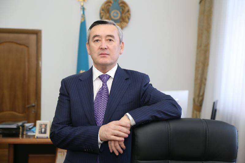 Талдыкорганские депутаты оценили работу Багдата Карасаева