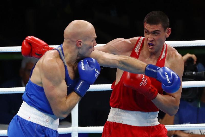 AIBA disqualified referee who judged Levit-Tischenko bout