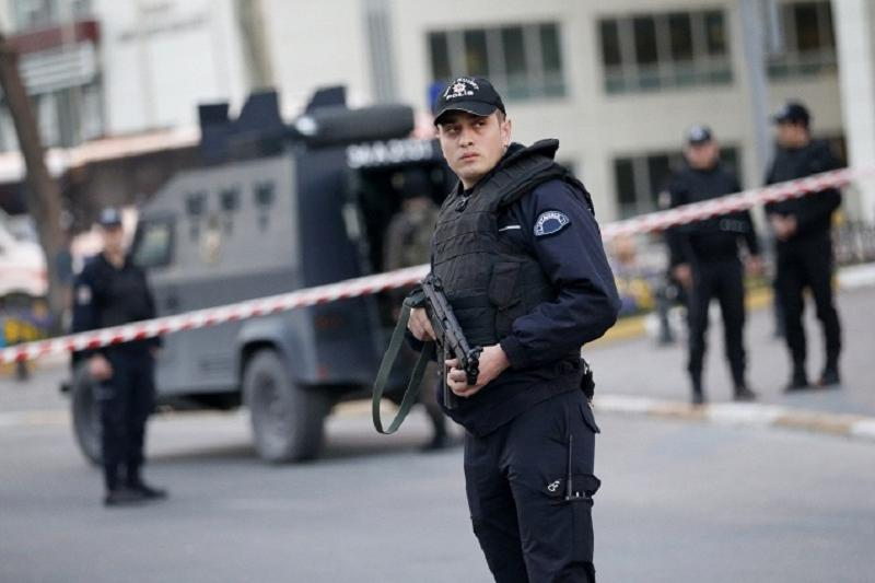 Police operation in Istanbul University