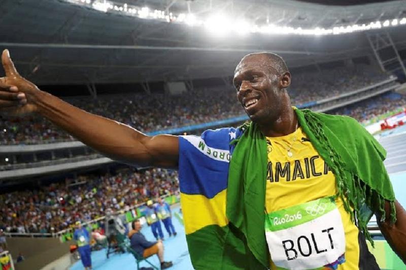 Усэйн Болт тоғыз дүркін олимпиада чемпионы атанды