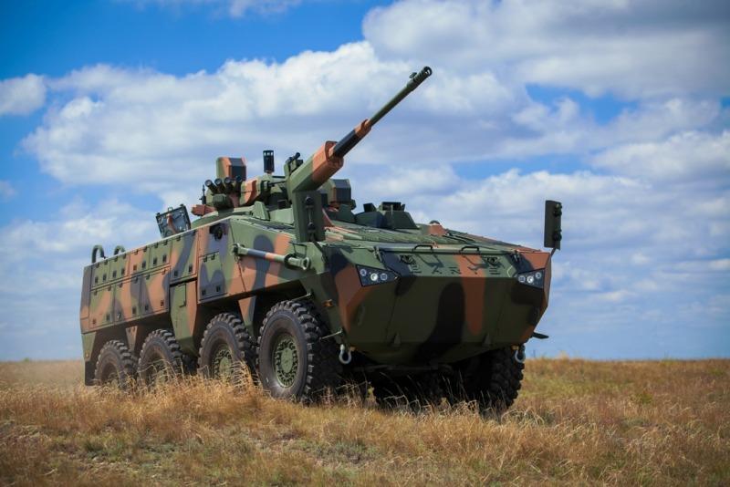 Қазақстандық броньды техника  «Армия-2016» халықаралық әскери-техникалық форумында көрсетіледі