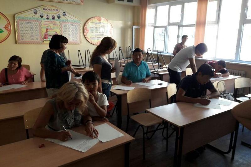 Жильцам проблемного дома в Алгабасе предлагают выселение