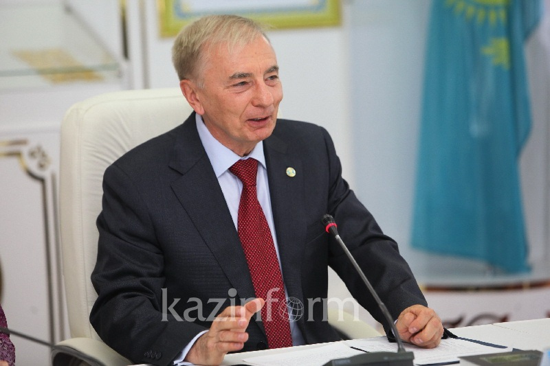 Constitution accomplished process of legitimation of Kazakhstan's independence - Rogov