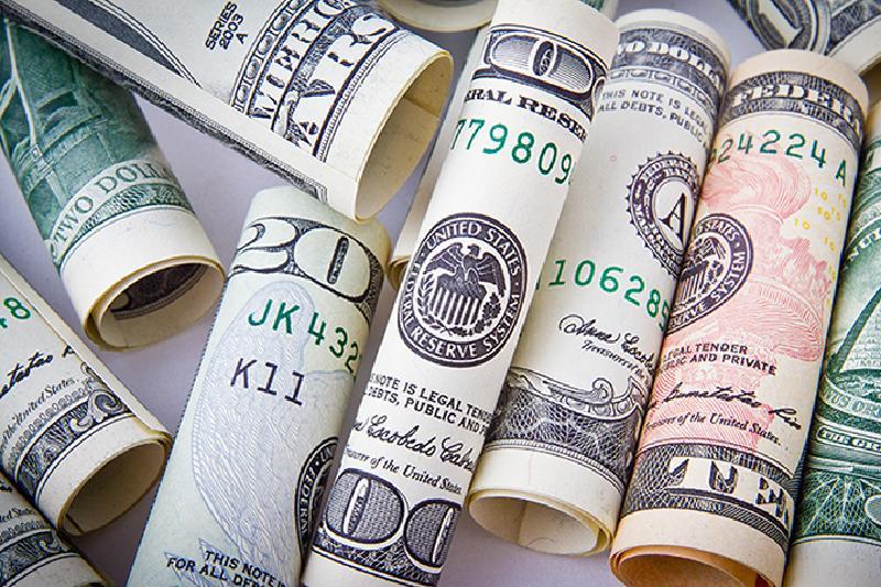 Доллардың орташа сараланған бағамы 312,47 теңгені құрады