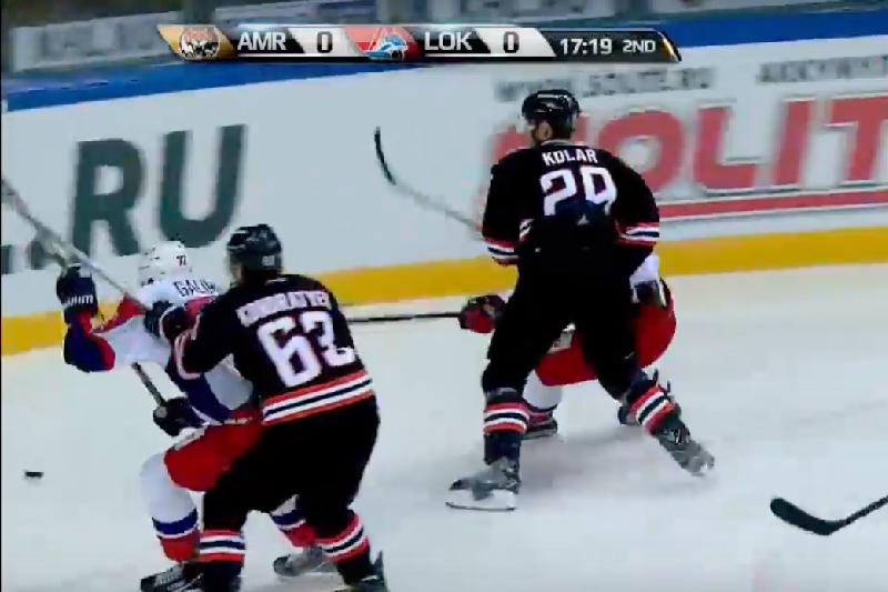 KHL Top 10 Hits for Week 1