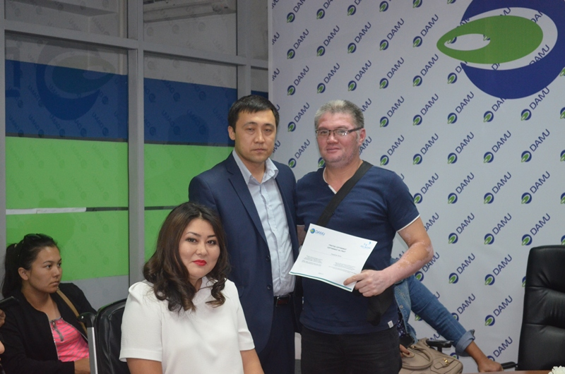 Итоги конкурса «Жұлдыздарға қара» подведены в Алматинской области