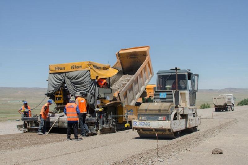 Ремонт будет проведен на 100 км дорог Алматинской области