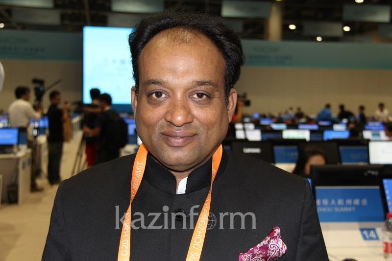 Qazaqstannyń  Hanchjoý sammıtine qatysýy G20 kún tártibiniń mazmunyn baıyta tústi - «India Writes»