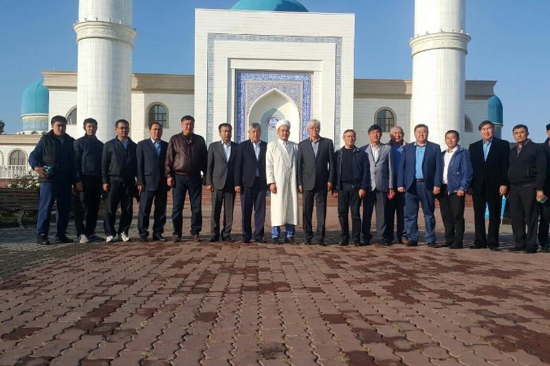 Аким Алматинской области призвал земляков беречь согласие