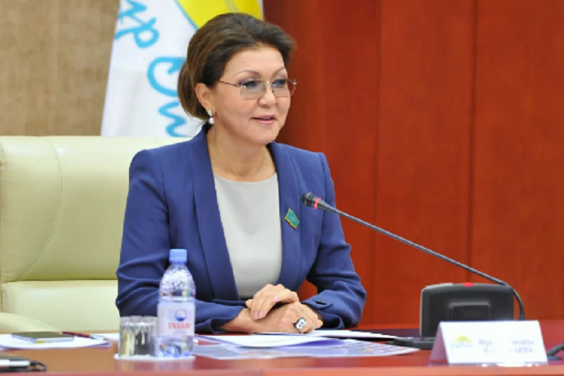 纳扎尔巴耶娃同土耳其大国民议会议长通电话