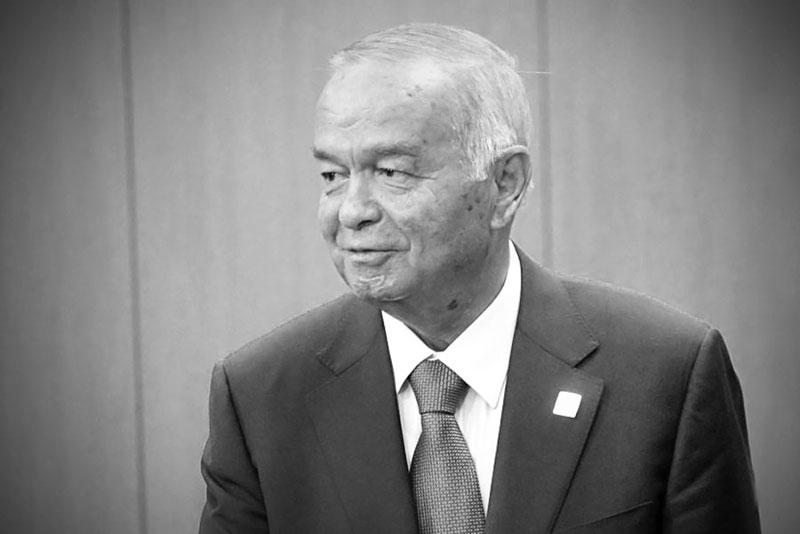 Главы стран СНГ почтили память Ислама Каримова