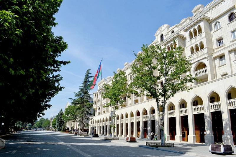 Культурной столицей СНГ-2017 стал азербайджанский город Гянджа