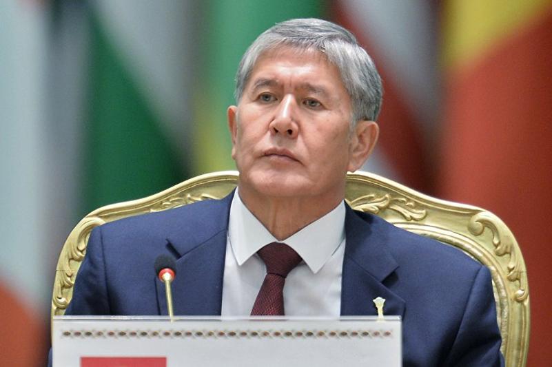 Атамбаев призвал беречь возможности для широкоформатного диалога