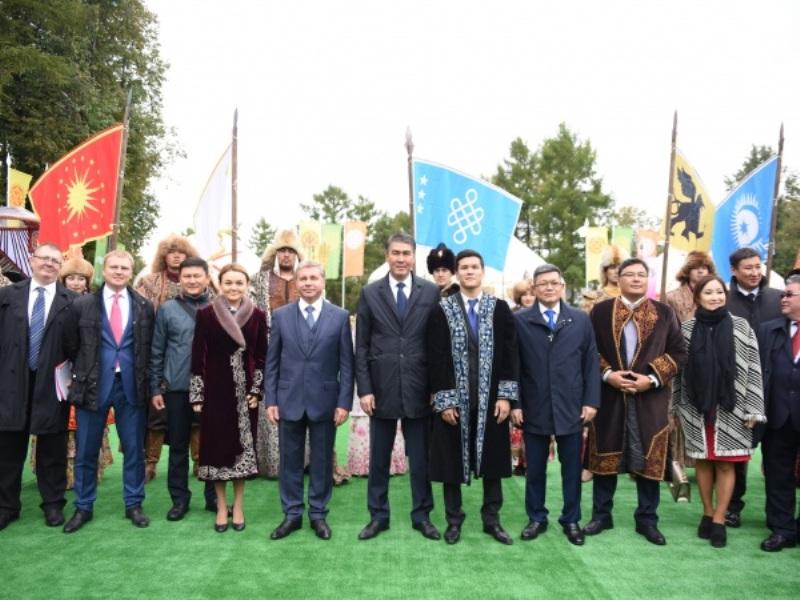 Исекешев и Собянин обсудили сотрудничество Москвы и Астаны