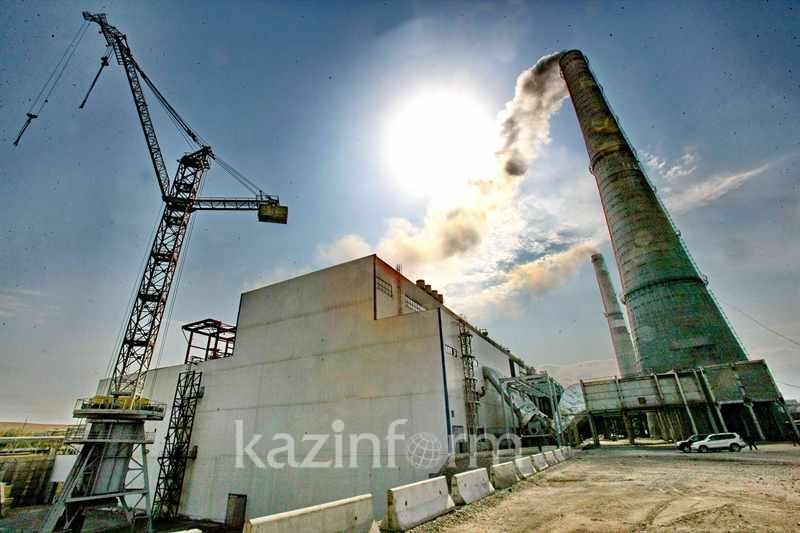 Перевод ТЭЦ на газ в Алматы уменьшит выбросы в 30 раз - Минэнерго