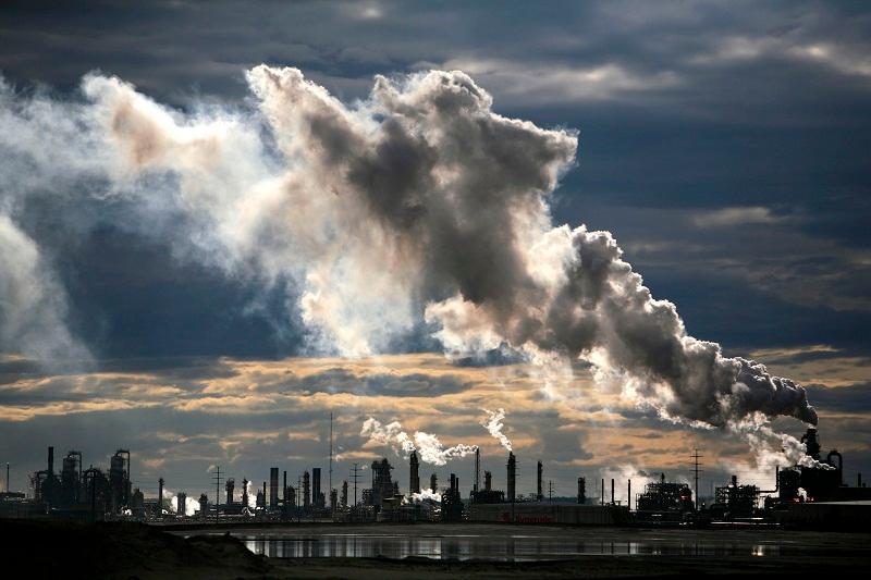 报告:空气污染每年导致700万人死亡