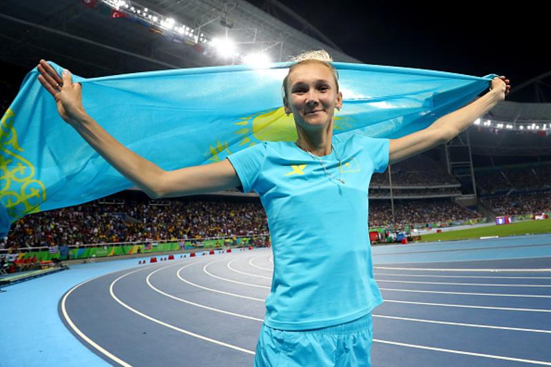 Kazakh Rypakova becomes bronze medalist of Beijing Olympics