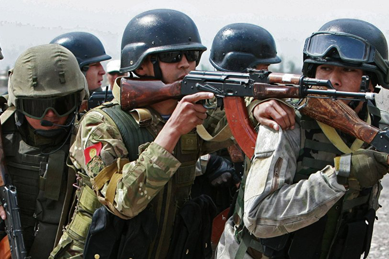 В Кыргызстане пройдут антитеррористические учения ОДКБ