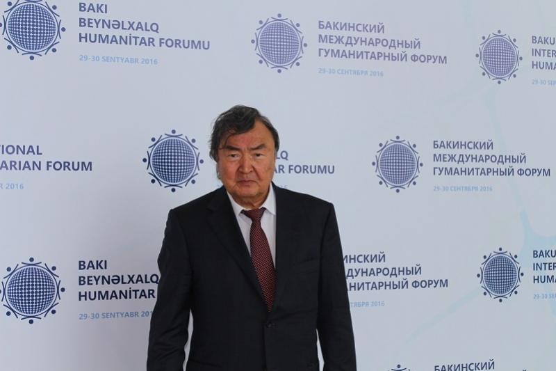 Олжас Сулейменов: Казахстан - модель многонационального развития, которая пригодится человечеству