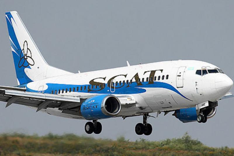 Самолет не мог вылететь из Павлодара в Астану из-за технической неисправности