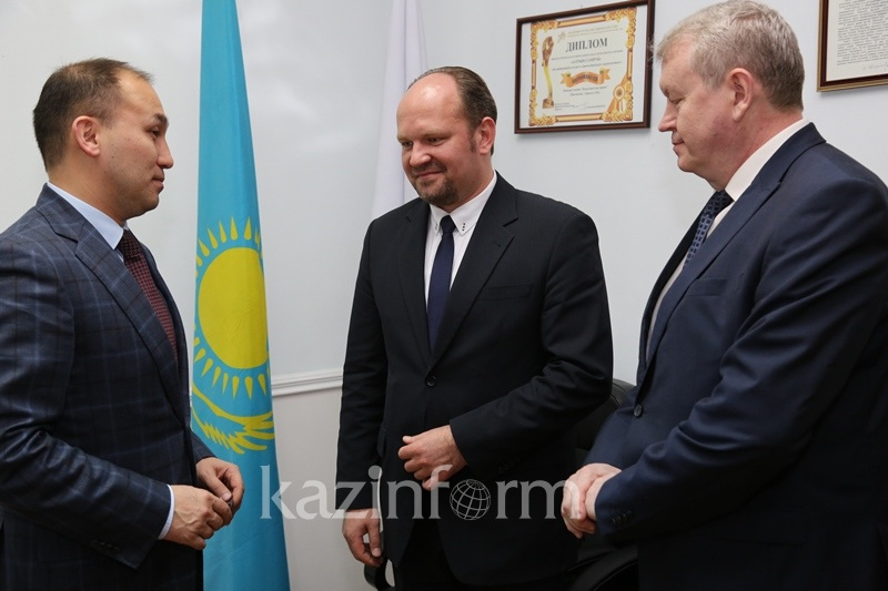 Вячеслав Пащенко возглавил «Казахстанскую правду»