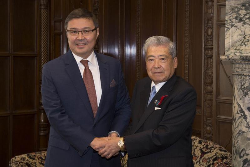 Японский политик отметил историческое значение закрытия Семипалатинского полигона