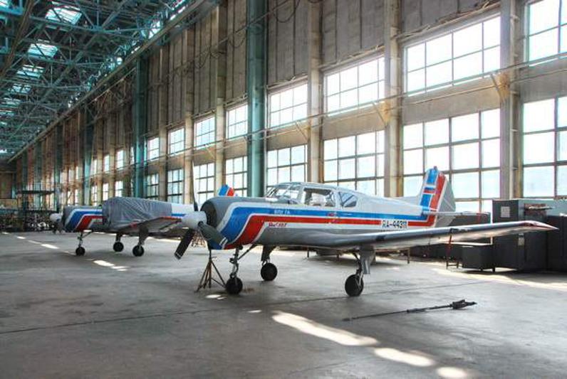 Авиационный завод построят в СКО