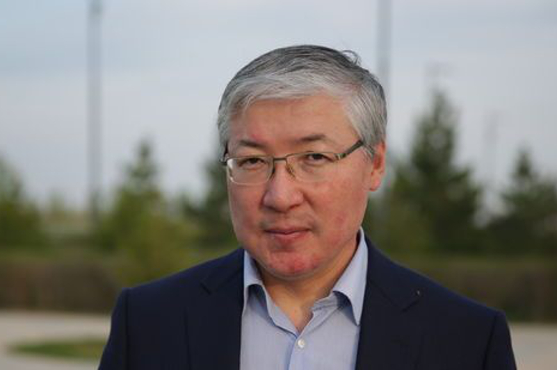Берик Абдыгалиулы назначен акимом Улытауского района Карагандинской области