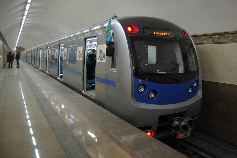 «Алматы-1» теміржол вокзалы маңында метро стансасы салынады