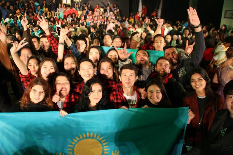 Наиболее активные казахстанские студенты учатся в китайском Ухане
