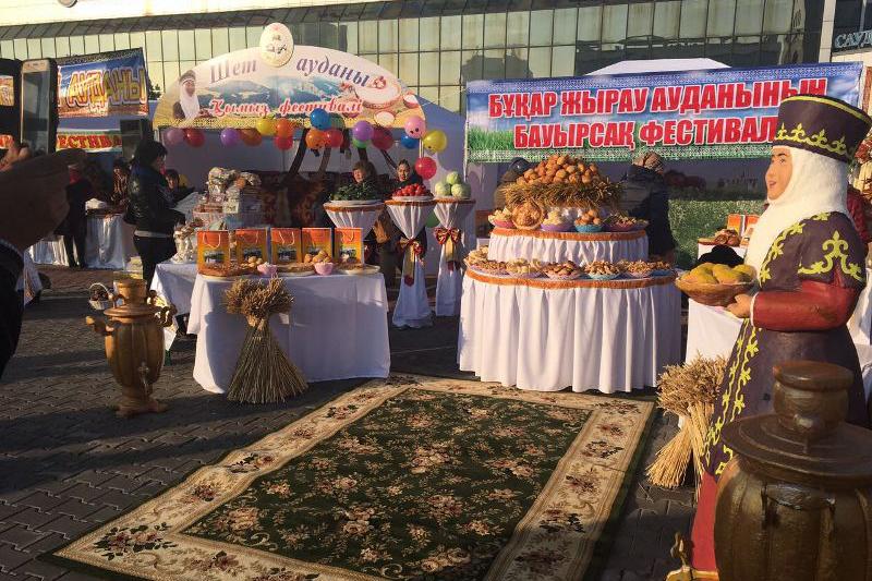 Астанада Қарағанды облысы жетістіктерінің көрмесі өтті