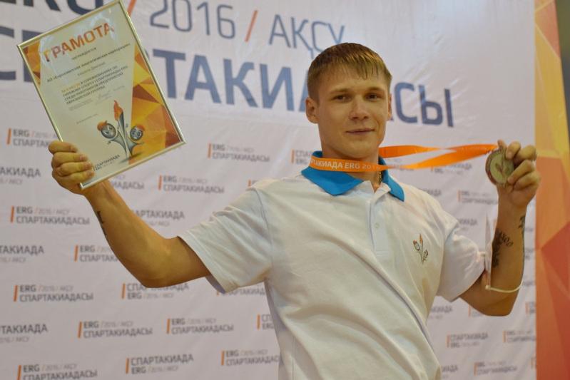 Труд – путь к благополучию, убежден ровесник Независимости РК Дмитрий  Бешеля