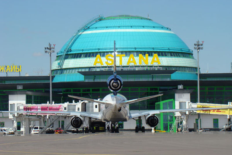 Astana airport changes flight schedules for military parade preparations