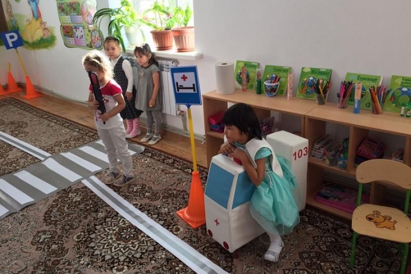Учебный центр для особенных детей открыли в Атырауской области
