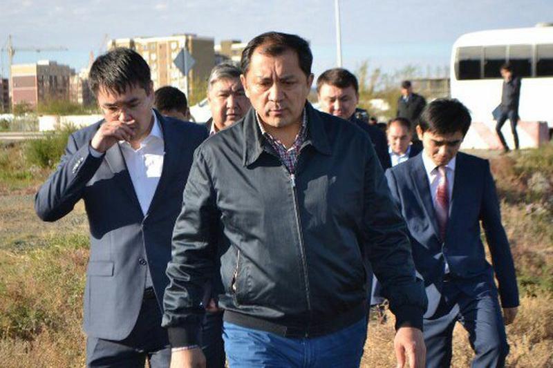 Аким Атырауской области назвал своих помощников беспомощными