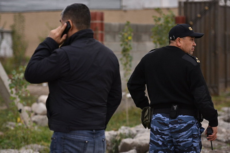 Жителей Кыргызстана призвали быть бдительными из-за заявлений об угрозе теракта