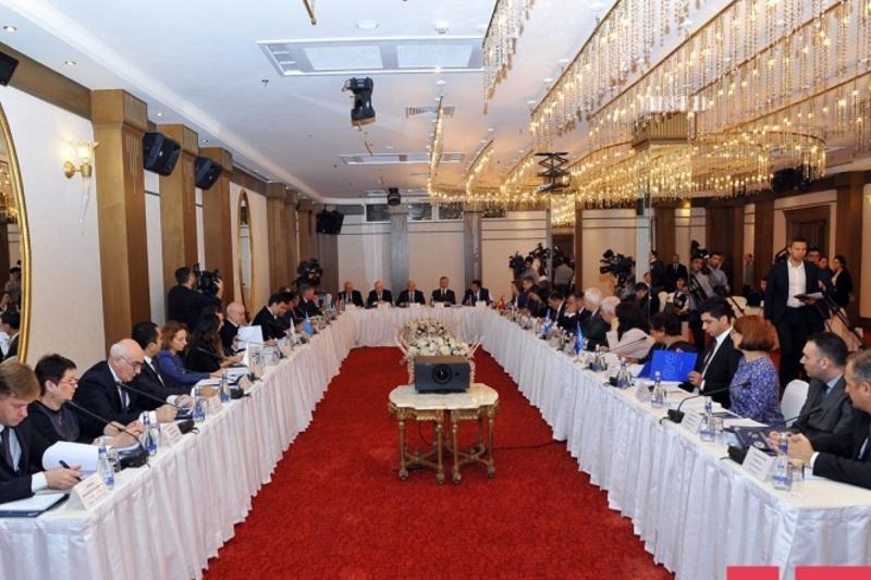В Баку проходит 19-ое заседание Совета руководителей миграционных органов стран СНГ