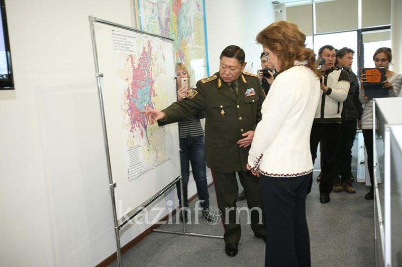 Дариға Назарбаева Қазақстанда бірыңғай құтқару қызметін құруды ұсынды