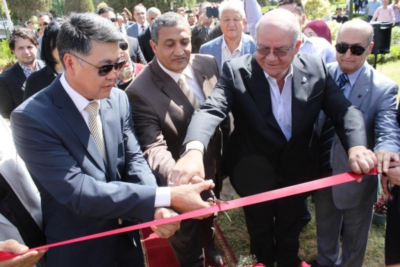 Бюст Абая открыли в Каире